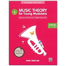 Alfred Music Theory for Young Musicians, Grade 1