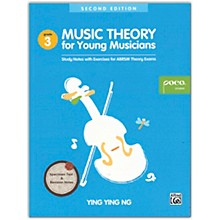 Alfred Music Theory for Young Musicians, Grade 3