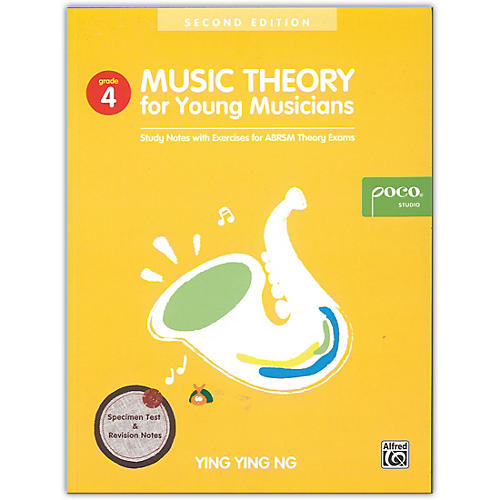 Alfred Music Theory for Young Musicians, Grade 4