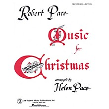 Lee Roberts Music for Christmas - Book 2 Pace Piano Education Series