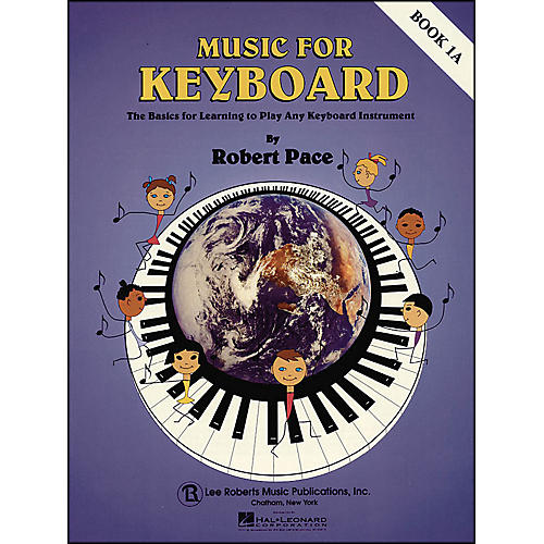 Hal Leonard Music for Keyboard Book 1A