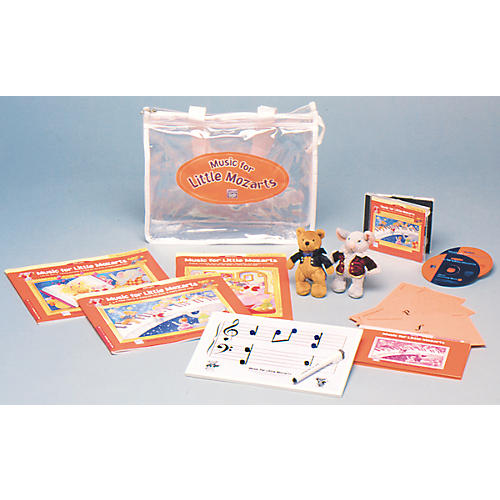 Alfred Music for Little Mozarts Deluxe Starter Kit