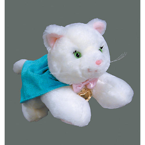 Alfred Music for Little Mozarts Plush Toy -- Clara Schumann-Cat (Level 2-4)