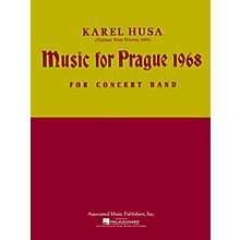 Associated Music for Prague (1968) (Full Score) Concert Band Composed by Karel Husa