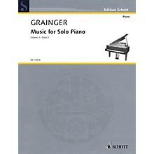 Schott Music for Solo Piano (Volume Two) Schott Series