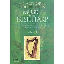 Waltons Music for the Irish Harp - Volume 3 Waltons Irish Music Books Series Softcover Written by Nancy Calthorpe