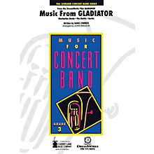 Cherry Lane Music from Gladiator - Young Concert Band Level 3 by John Wasson