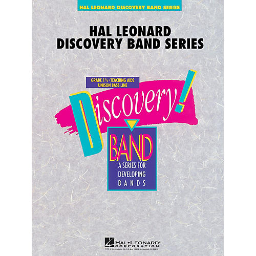 Hal Leonard Music from Grease Concert Band Level 1.5 Arranged by Johnnie Vinson