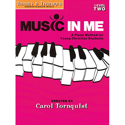 Word Music Music in Me - A Piano Method for Young Christian Students Sacred Folio by Carol Tornquist (Mid-Elem)