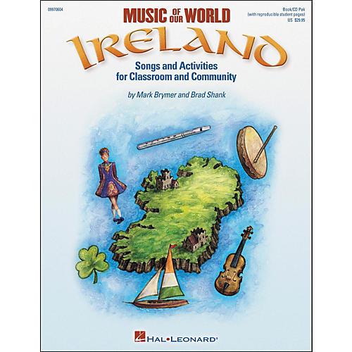 Hal Leonard Music of Our World - Ireland