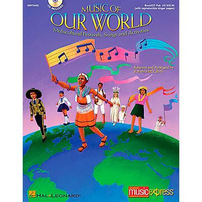 Hal Leonard Music of Our World