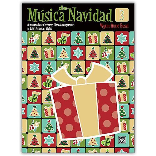Alfred Musica de Navidad, Book 3 Intermediate