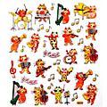AIM Musical Cat Stickers thumbnail
