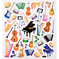 AIM Musical Instrument Stickers thumbnail