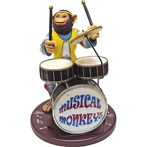 Gifts of Note Musical Monkey Drummer