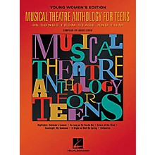 Hal Leonard Musical Theatre Anthology for Teens Book