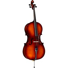 Musicale Series Cello Outfit 1/2 Size