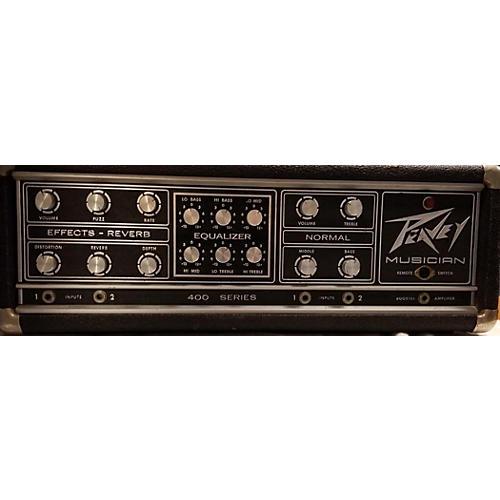 Peavey Musician Series 400 Bass Amp Head