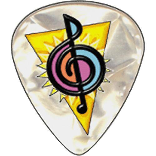 Clayton Musician's Friend Logo Guitar Picks