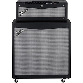 fender mustang v hd 150w guitar amp head and 4x12 guitar speaker cabinet musician 39 s friend. Black Bedroom Furniture Sets. Home Design Ideas