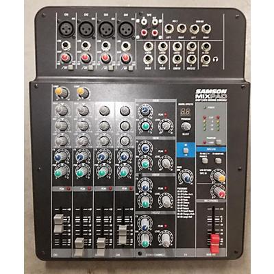 Samson MxP124fx Unpowered Mixer