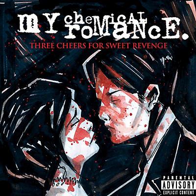 My Chemical Romance - Three Cheers For Sweet Revenge (Explicit)(Vinyl)