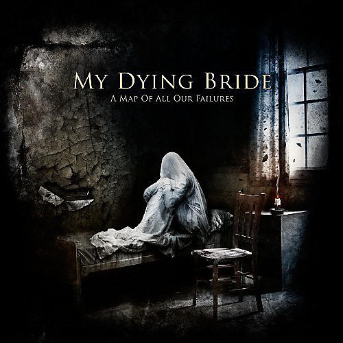 Alliance My Dying Bride - A Map Of All Our Failures