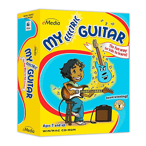 Emedia My Electric Guitar (CD-ROM)