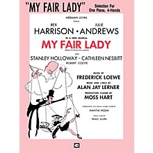 Hal Leonard My Fair Lady Duet Piano Education Series Composed by Frederick Loewe
