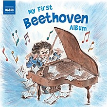 Alfred My First Beethoven Album CD