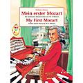 Schott My First Mozart (Mein Erster Mozart) (Easiest Piano Pieces by W.A. Mozart) Piano Solo Series Softcover thumbnail