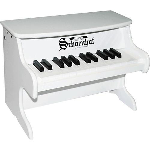 Schoenhut My First Piano II White