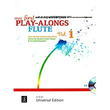 Carl Fischer My First Play-Alongs Flute Vol.1