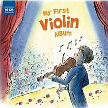 Alfred My First Violin Album CD