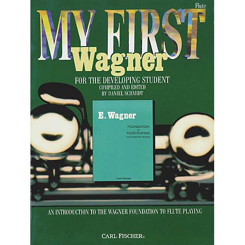Carl Fischer My First Wagner Book