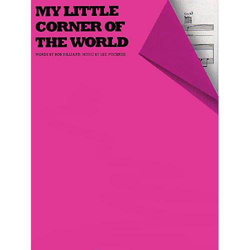 Music Sales My Little Corner of the World Music Sales America Series
