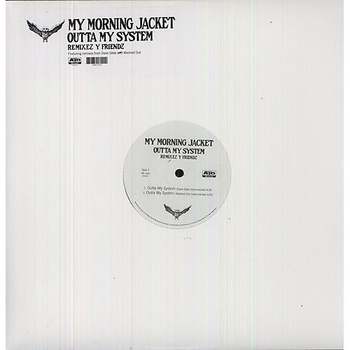 Alliance My Morning Jacket - Outta My System: Remixez y Friendz