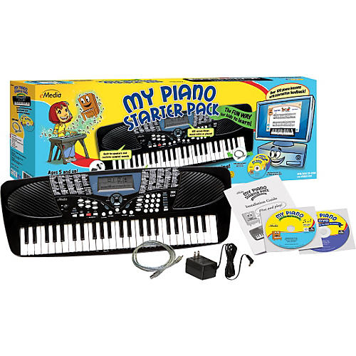 eMedia My Piano Starter Pack for Kids Condition 1 - Mint