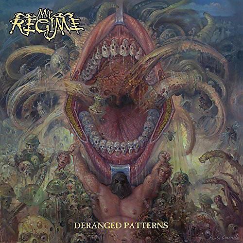 Alliance My Regime - Deranged Patterns