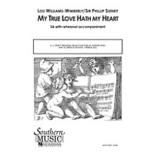 Southern My True Love Hath My Heart SA Composed by Lou Williams-Wimberly