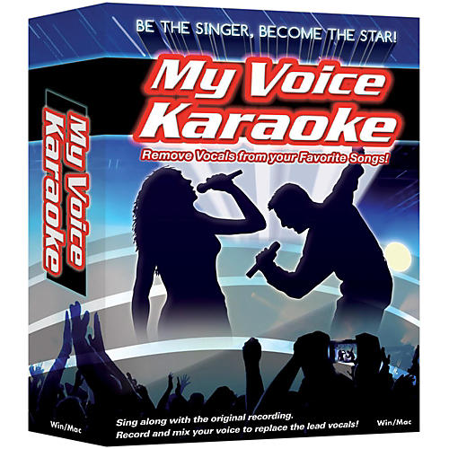 Emedia My Voice Karaoke CD
