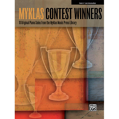 Alfred Myklas Contest Winners Book 4