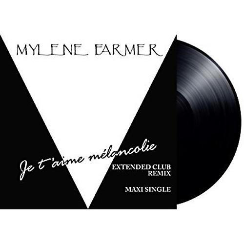 Alliance Mylene Farmer - Je T'Aime Melancolie
