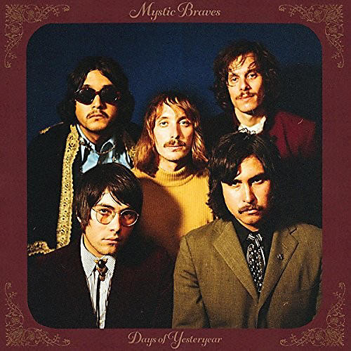 Alliance Mystic Braves - Days Of Yesteryear