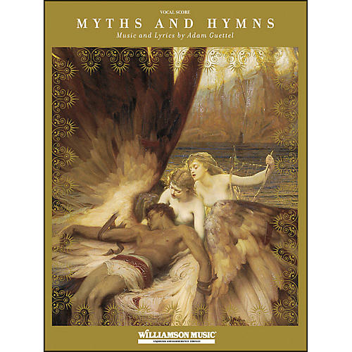 Hal Leonard Myths And Hymns Vocal Selections arranged for piano, vocal, and guitar (P/V/G)