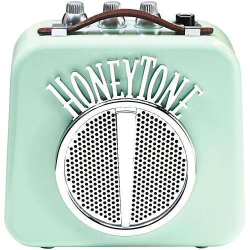 Honeytone N-10 Guitar Mini Amp Aqua