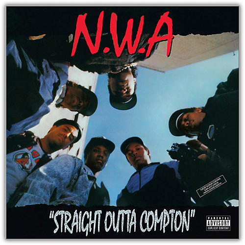Universal Music Group N.W.A - Straight Outta Compton (25th Anniversary) Vinyl 2LP