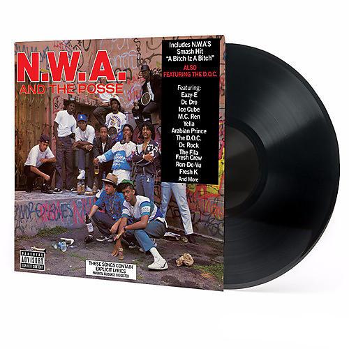 Alliance N.W.A. - N.W.A. & the Posse