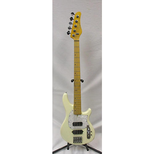 Schecter Guitar Research N427 DIAMOND SERIES Electric Bass Guitar Alpine White