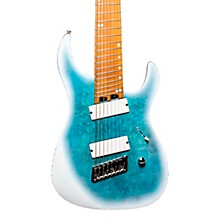 N8FOD Ninja Overdrive 8 Multi-Scale Electric Guitar Arctic